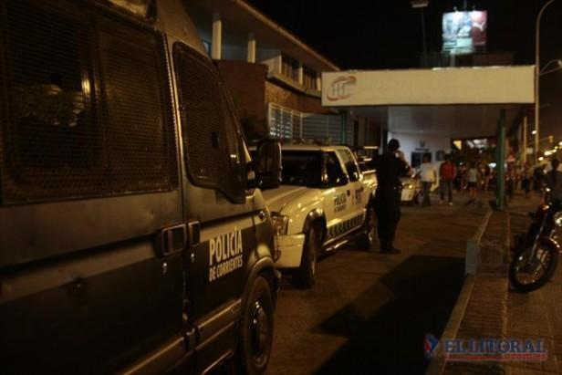 Para frenar la violencia analizan sumar puestos fijos con policías en hospitales