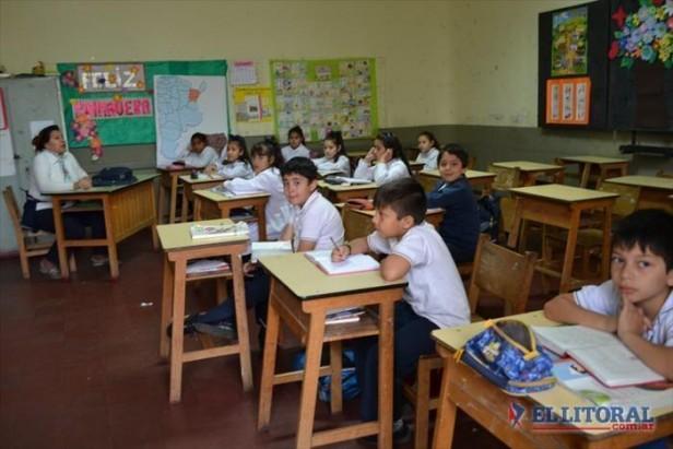 Como en la secundaria, las primarias estrenan talleres para compensar notas