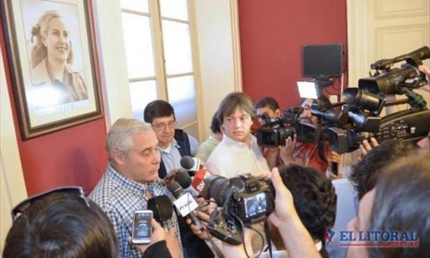 Ríos dice que la línea interna de Camau fortalecerá al peronismo