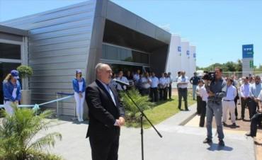 Inauguraron la primera distribuidora de YPF de la provincia
