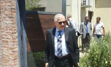 El juez Soto Dávila realizó una inspección ocular en la casa donde estuvo Juanita