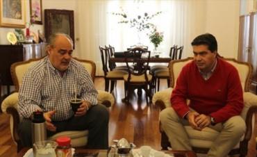 Expectativa por una reunión entre el jefe de Gabinete, Colombi y Bacileff para abordar el proyecto del segundo puente
