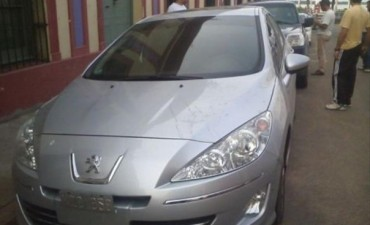 Encontraron el automóvil utilizado para el secuestro de Juanita Goitia