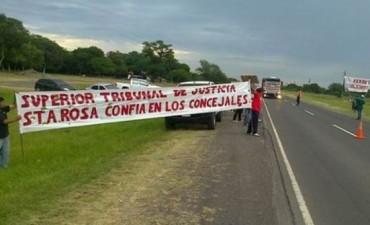 Santa Rosa: El Superior Tribunal convocó a las partes