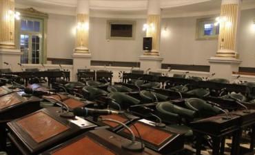 En el Senado esperan por Vaz Torres y se alista una sesión especial para el viernes