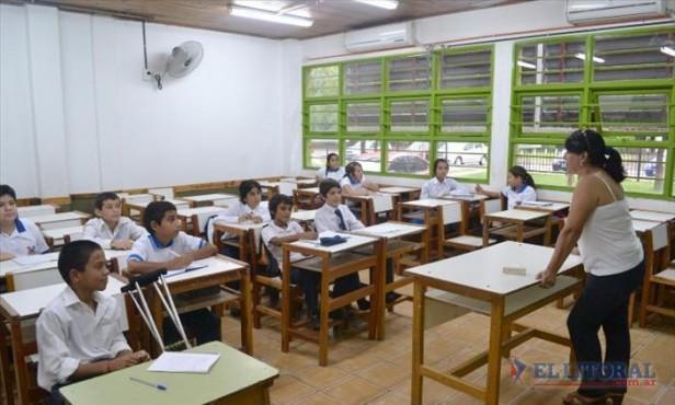 Gremios docentes insistirán esta semana con el pedido de cobrar los últimos dos tramos del blanqueo salarial en una sola cuota