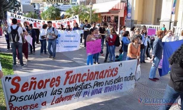 Ni una Menos: exigirán la aplicación de políticas públicas
