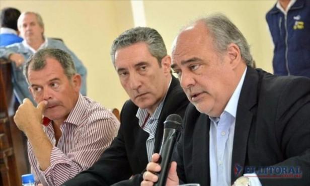Ricardo Colombi no descarta comenzar a buscar más protagonismo a nivel nacional