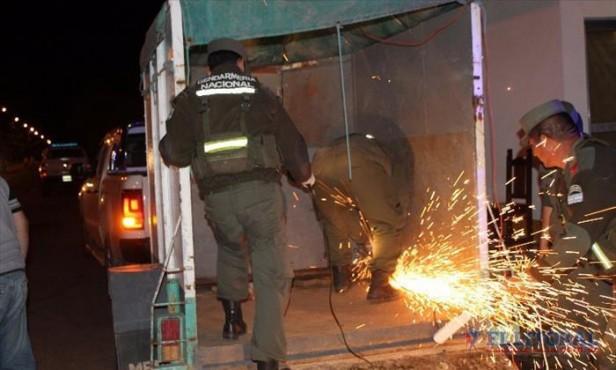 Chaco y Misiones: decomisaron más de 300 kilos de marihuana y detuvieron a dos personas