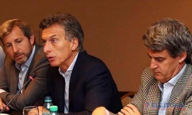 En caso de ganar, Macri nombrará a Prat-Gay en Economía, Frigerio en Interior y Sanz se baja de Justicia