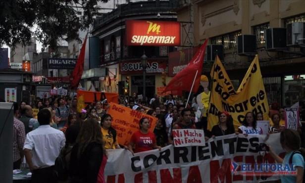 """Con múltiples actividades, la ciudad se une a la marcha nacional """"Ni Una Menos"""""""
