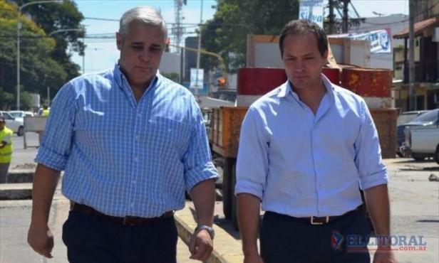 Tras la derrota de Scioli en Capital se expuso la interna Ríos-Espínola