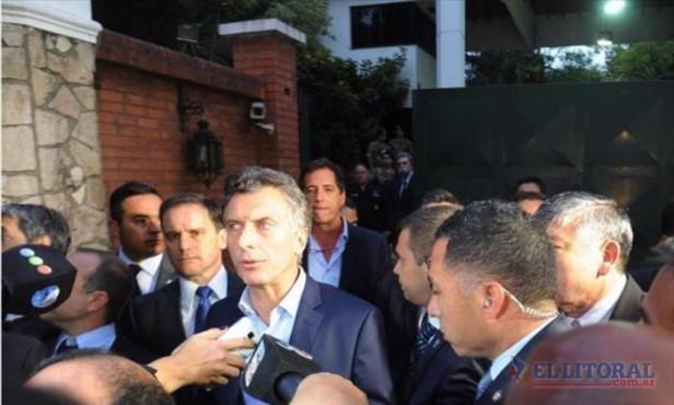 Cristina y Macri se reunieron en Olivos pero no hablaron sobre transición