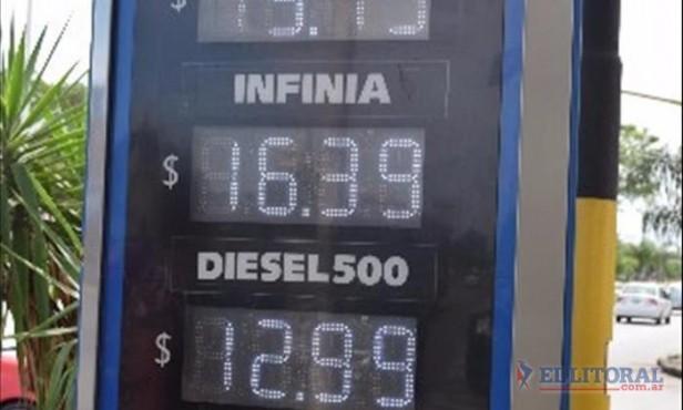 Vaticinan una nueva suba de precios en los combustibles para diciembre