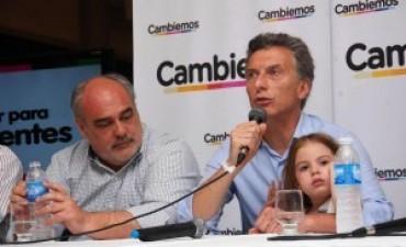 Macri visita San Luis y Capital a menos de 20 días para el balotaje