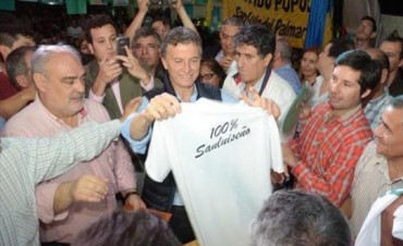 """Colombi: """"Necesitamos a Macri, que habla para el millón de correntinos"""""""