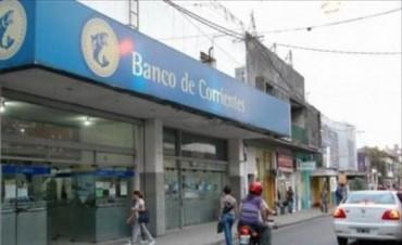 Sin actividad en los bancos