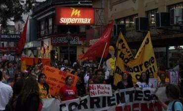 """Más de 15 organizaciones participarán en la marcha """"Ni una menos"""" en Capital"""