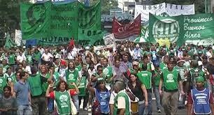 ATE vuelve a parar en todo el país por la reapertura de la paritaria y movilización