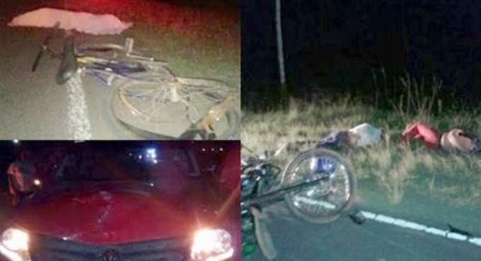 Dos motociclistas y un ciclista se sumaron a los negros registros del año