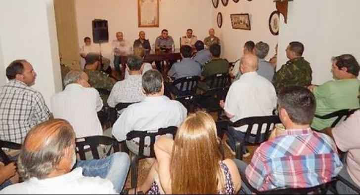 Abigeato: ganaderos volvieron a reclamar mayor control policial