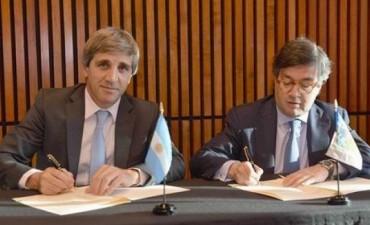 Nación y el BID firmaron créditos para obras que beneficiarán a Corrientes