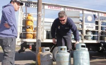 Aumenta la garrafa de gas y el precio superará los $250