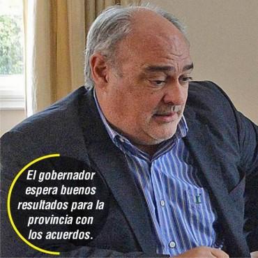 """El Pacto Fiscal III """"es una victoria de todos"""", según Ricardo Colombi"""