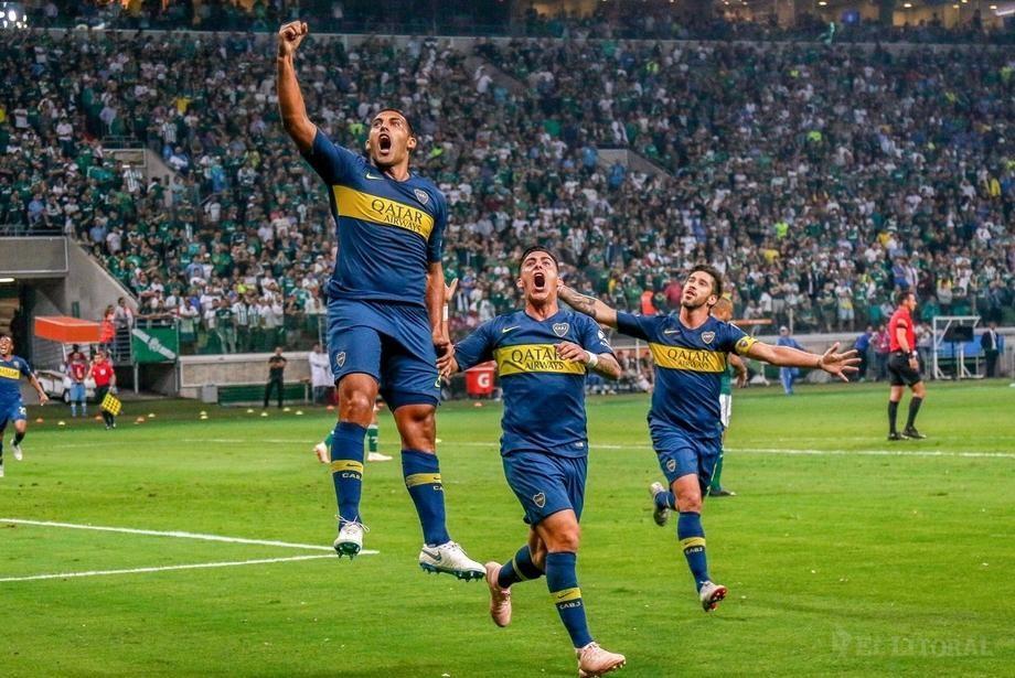 Boca eliminó a Palmeiras en Brasil y se concretará la final con River