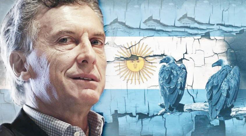 Macri endeudó al país en u$s153.619 millones