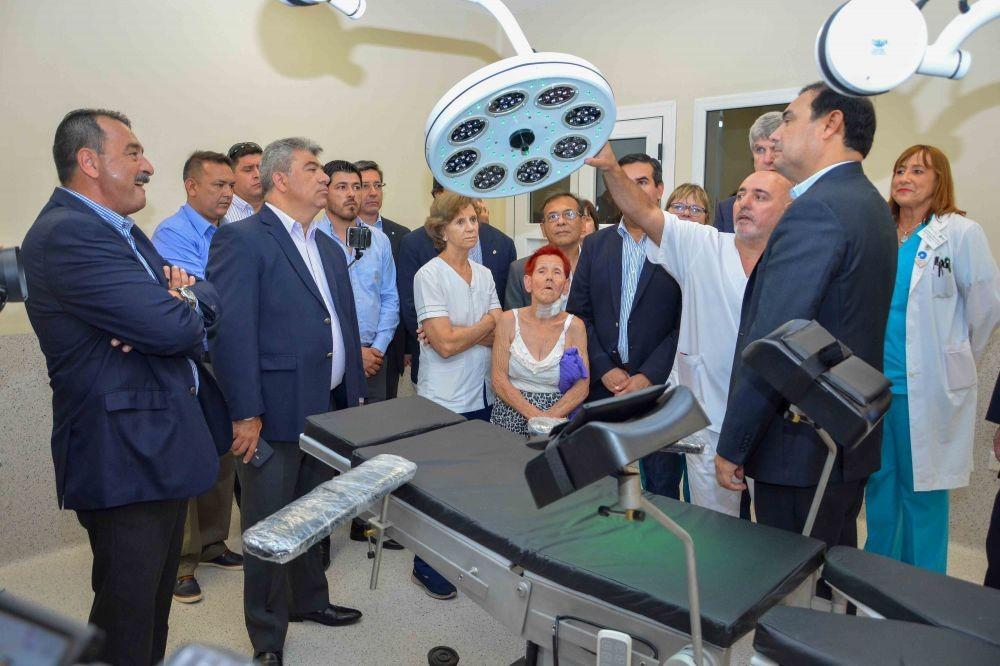 En el aniversario de Curuzú, la Provincia inaugurará obras en el hospital Irastorza