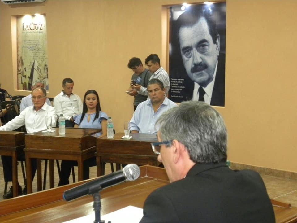 Concejales de Compromiso presentaron iniciativa para prohibir el uso de pirotecnia.