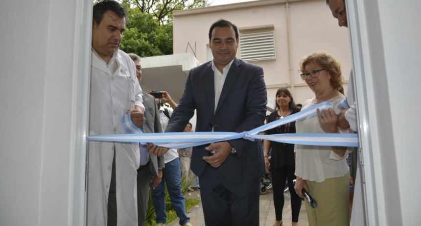 Valdés apuesta a bajar el índice de mortalidad infantil provincial