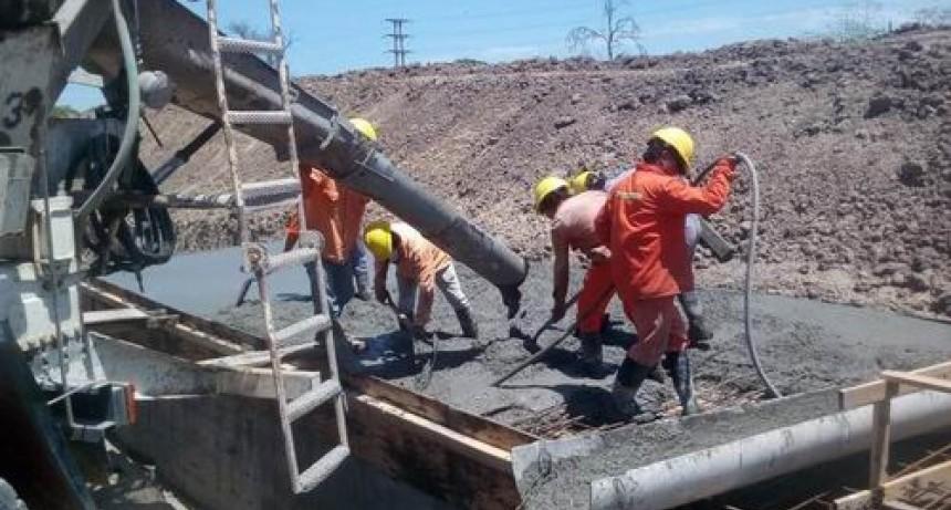 Confirman fondos para obras viales, de infraestructura y productivas