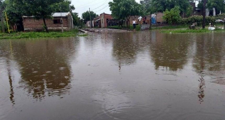 Efecto El Niño: gran parte de la provincia quedó bajo agua