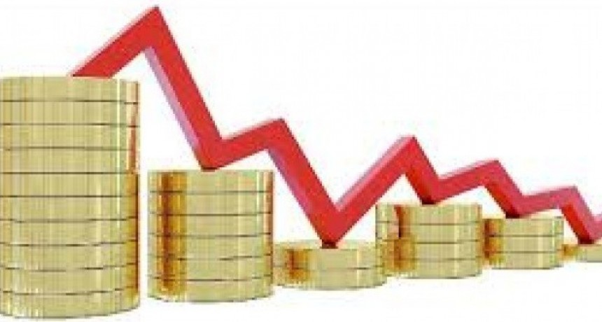 El PBI cayo el 5,8%
