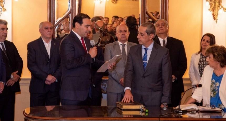 Valdés entre la UCR y gestiones de alto nivel en Buenos Aires
