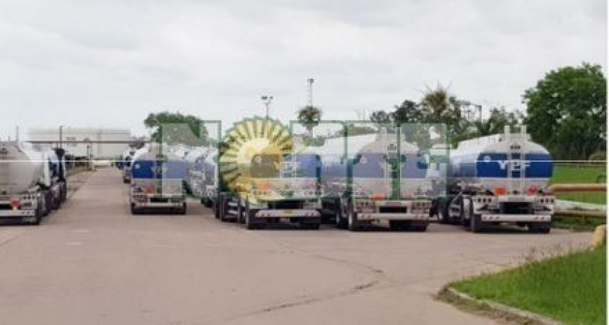 Peligra el abastecimiento de YPF por paro en la planta de Barranqueras