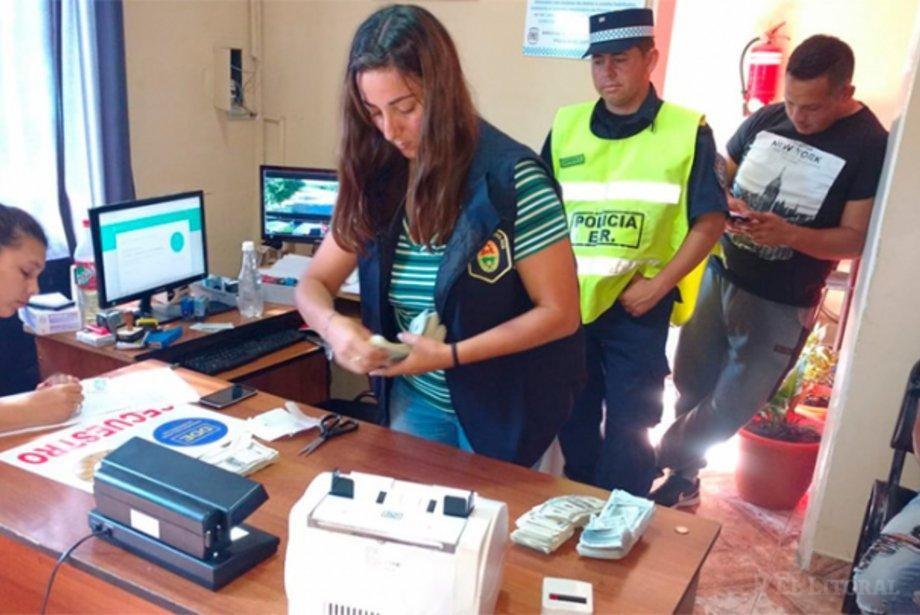 Detuvieron a dos sujetos en Entre Ríos por el millonario robo a un ex legislador