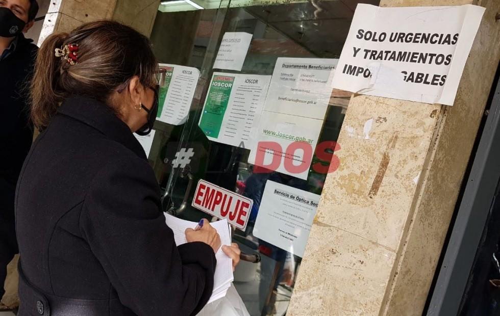 Coronavirus en Corrientes: Este jueves el Ioscor permanecerá cerrado