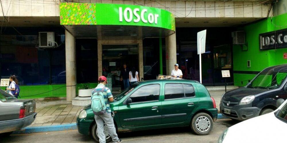 Gremios y organizaciones con reclamos por el Ioscor