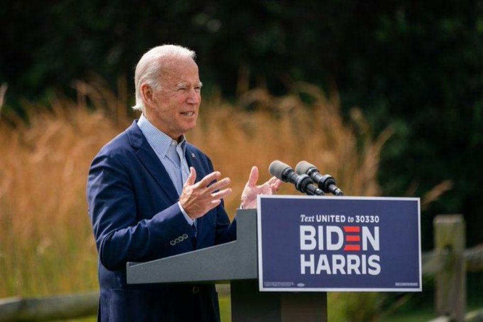 Joe Biden, más cerca de la Casa Blanca