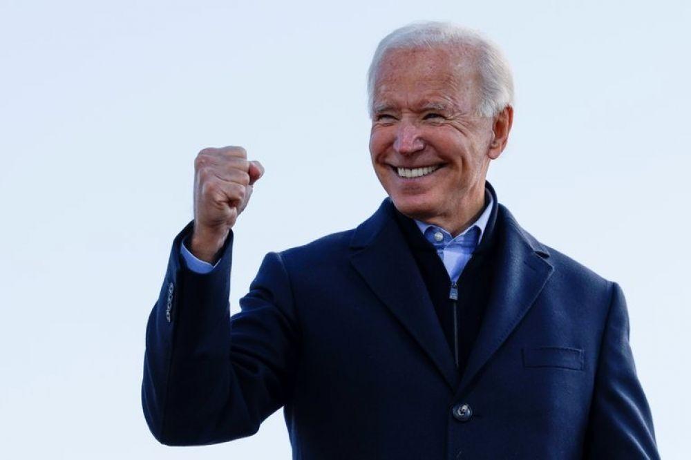 Joe Biden ganó tras alcanzar los electores necesarios