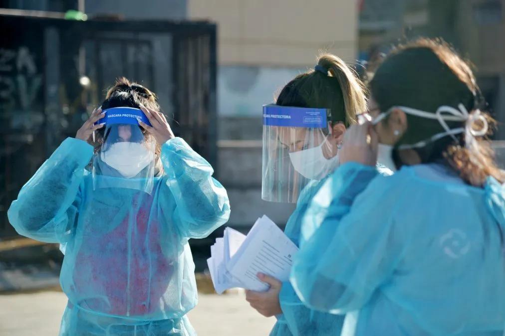 Coronavirus en Argentina: 5.645 nuevos casos y 129 muertes