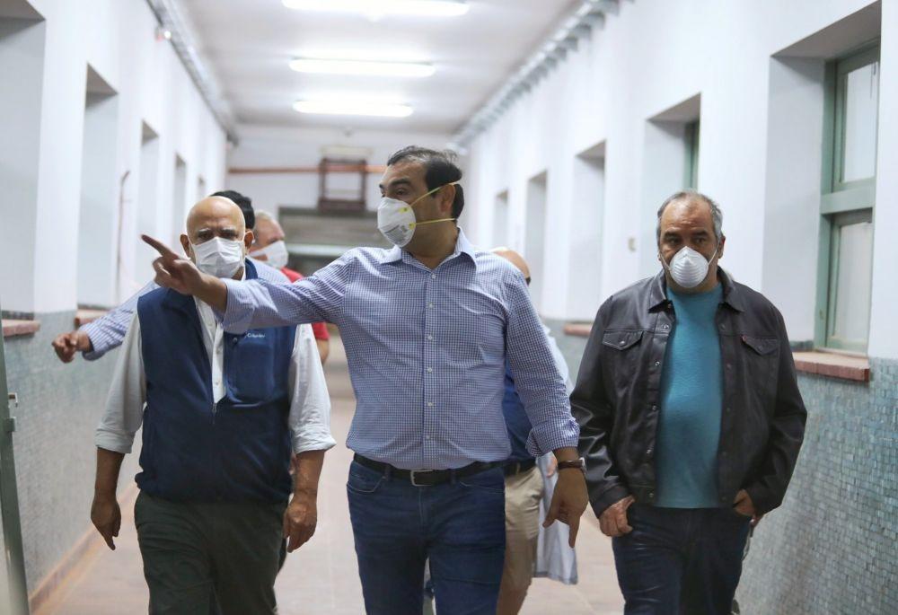 Covid: Importantes funcionarios del Gobierno Provincial están aislados