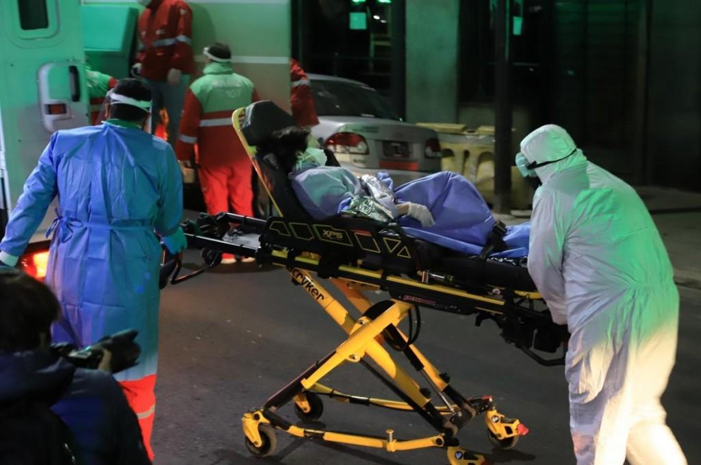 Coronavirus Argentina hoy: 7.893 nuevos casos y 292 muertes