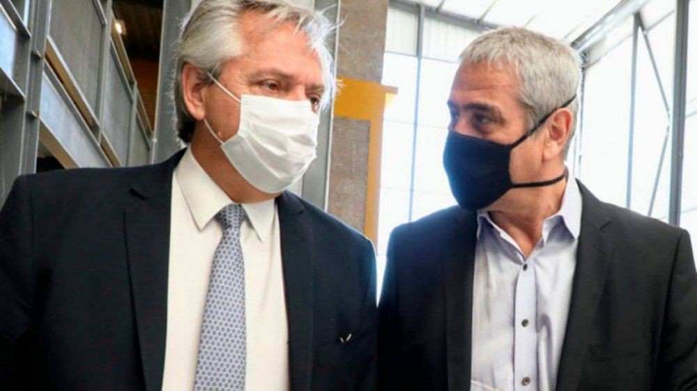 Hisoparán al Presidente: si da negativo de Covid jurará Ferraresi