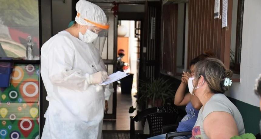 Corrientes superó los 6.500 casos y más de la mitad se contagió en lo que va del mes