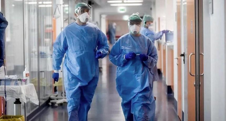 Coronavirus en Argentina: 4.625 nuevos casos y 120 muertes
