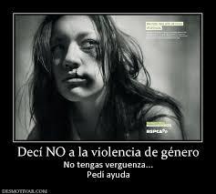 Víctima de violencia de género recurrió a los medios